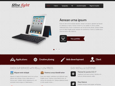 Web Development Template