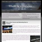 Flexx Bold Wordpress Theme