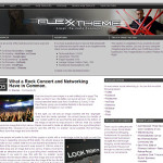 Flexx Canvas Wordpress Theme