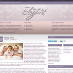 Flexx Elegant Wordpress Theme