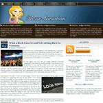 Flexx Sensation Wordpress Theme