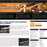 Flexx Sports Fan Wordpress Theme