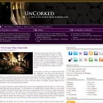 Flexx UnCorked Wordpress Theme