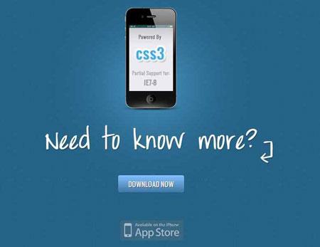 Appwonder WordPress iPhone Theme