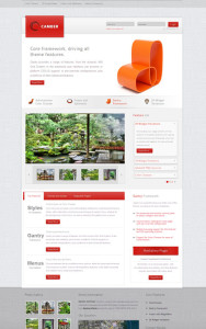 Camber WordPress Responsive Theme