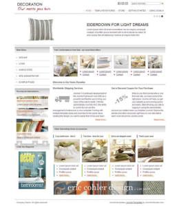 JM Home Deco Store Joomla VirtueMart Template
