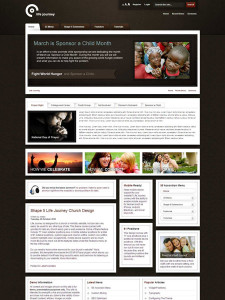 Life Journey WordPress Church Theme