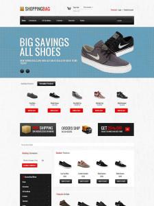 Shopping Bag Joomla eCommerce Template