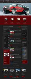 IT Motor Joomla Automotive Car Template