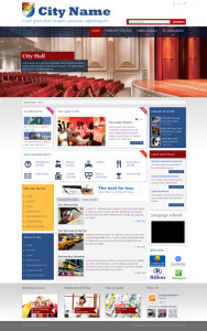 JM City Joomla Template for Local City Guide & Travel Photographs