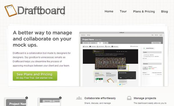 Draftboard