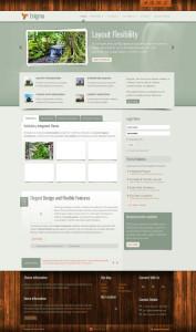 Enigma WordPress Mobile Theme