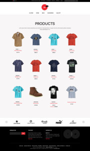 JM Zite Responsive Magento Theme for Selling Apparels Products