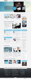 Ximenia Responsive Joomla Corporate Template