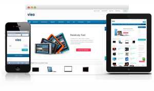 HelloVieo Mobile Responsive Magento Theme for eCommerce Websites!