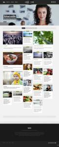 Highline Responsive Joomla Template
