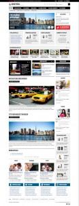JM News Portal Joomla Classifieds Template