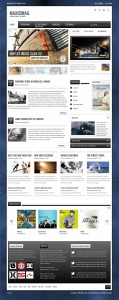 Maxed Mag Responsive WordPress Magazine K2 Theme