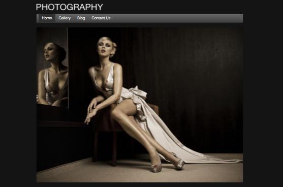 Perfect Joomla Photography Template