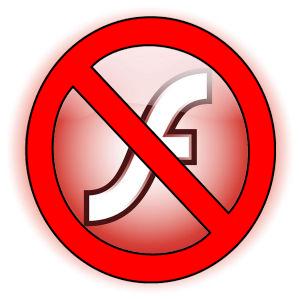 Say no to flash