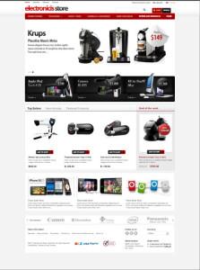 Eris PrestaShop Electronic Store Theme