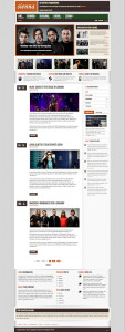 Sienna Responsive WordPress Theme