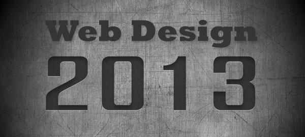 Web Design 2013