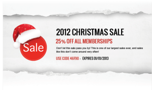 25% Christmas Sale Offer! Discount Coupon Code for Shape5 2013!
