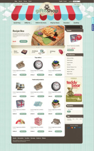 Giftis PrestaShop Gifts Store Theme for Baby Toys & Gift Items