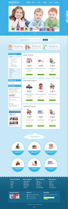 IT HappyShop Joomla eCommerce Template built On HikaShop Component
