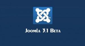 Joomla 3.1 Beta