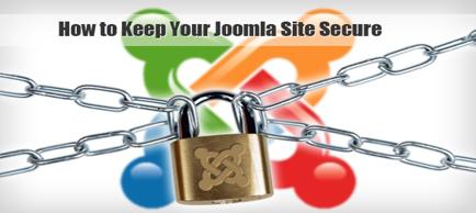 Secure Joomla Website from Being Hacked