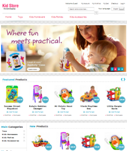 7 Fanciful Magento Theme for Online eCommerce Stores