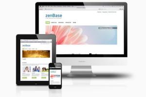 Zenbase – A Free Responsive T3 Joomla Template Framework