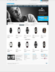 Watchesis PrestaShop Watches Store Theme