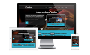 Pretium responsive Joomla Multi-purpose Template