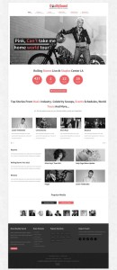 QualitySound Joomla Template for Music, Events & Entertainments