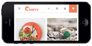JM Crafts Magento Handmade Craft Store Theme