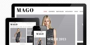 JM Mago Responsive Magento Fashion Theme