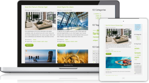 Lumiere Joomla HTML5 Video Template