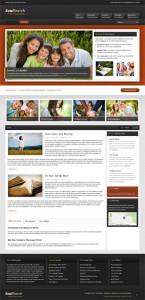 Soul Search WordPress Church or Ministry Theme