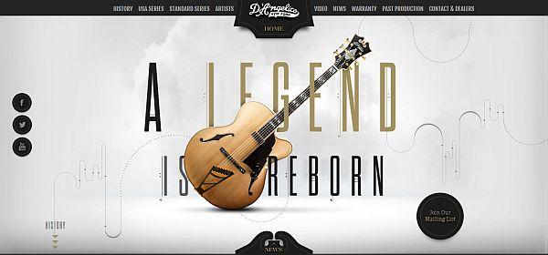10 D Angelico Guitars