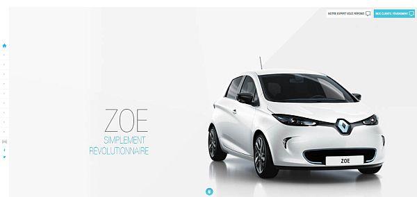 13 Renault Zoe