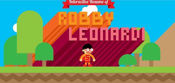2 Resume of Robby Leonardi