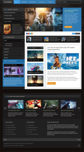 Helion – Joomla Movie Release or Launch Website Theme