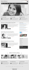 IT Black White 2 – Free Responsive Joomla Multipurpose Template