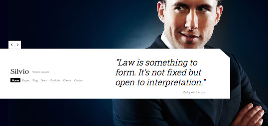 11 Best Lawyer WordPress Themes For Law Firms & Attorneys