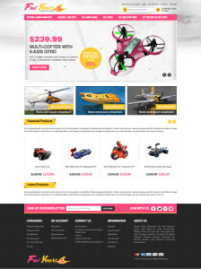 FavYours – PrestaShop Gaming & Toy Products Template
