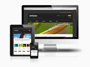 reVision Joomla Business, Travel, Blog, Portal & Journal Template