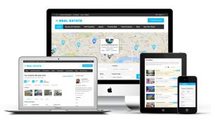 Responsive Real Estate Directory Portal Theme